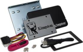 Kingston SSDNow UV500 - Upgrade Bundle Kit 120GB, SATA (SUV500B/120G)