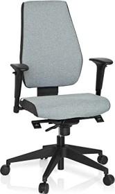 HJH Office Pro-Tec 500 Bürostuhl, hellgrau (608822)