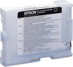 Epson ink SJIC3(K) black (C33S020267)