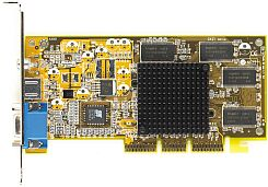 Chaintech / VideoExcel A-G421 GeForce4 MX420, 64MB (SDR), TV-out