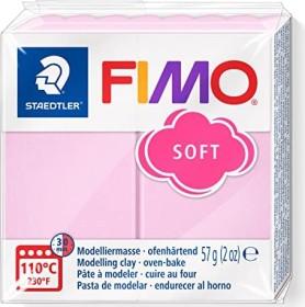 Staedtler Fimo Effect 57g rose (8020205)