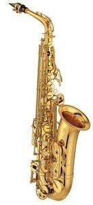 Yamaha YAS-62 Eb Alto Saxophone
