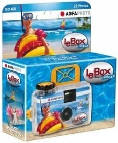 Bild AgfaPhoto Lebox Camera Ocean Einwegkamera