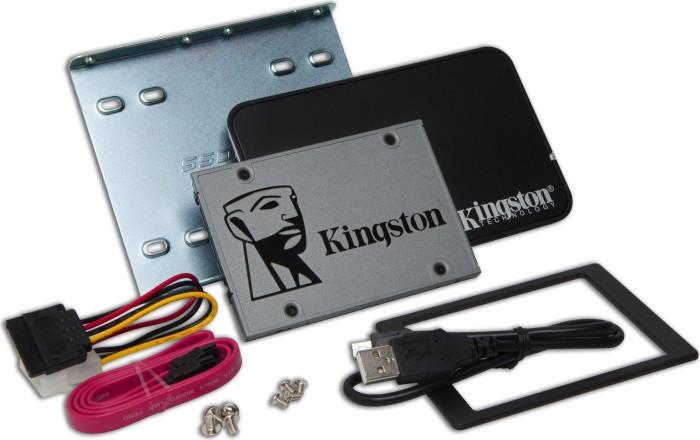 Kingston SSDNow UV500 - upgrade Bundle kit 480GB, SATA (SUV500B/480G)