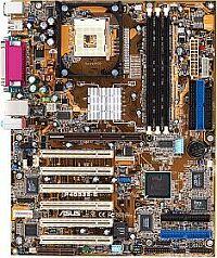 ASUS P4B533-E, i845E, Audio [CMI-8738] [DDR]