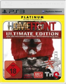 Homefront - Ultimate Edition (PS3)