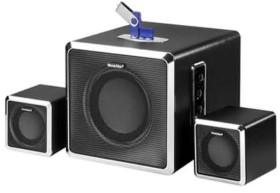 Technaxx MusicMan BT-X3 2.1 Soundstation schwarz