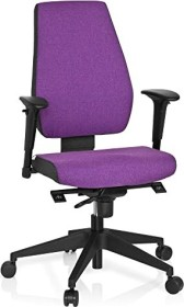 HJH Office Pro-Tec 500 Bürostuhl, violett (608817)