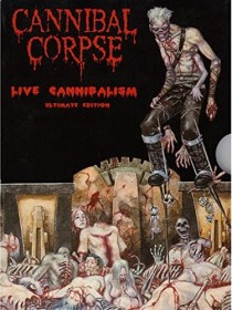 Cannibal Corpse - Live Cannibalism (DVD)