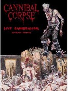 Cannibal Corpse - Live Cannibalism -- via Amazon Partnerprogramm