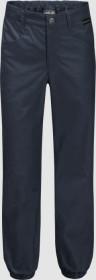 Jack Wolfskin Lakeside Hose lang night blue (Junior) (1607832-1010)