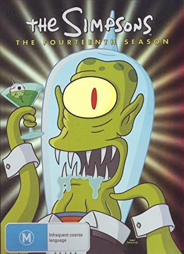 The Simpsons Season 14 (Special Editions) (UK) -- via Amazon Partnerprogramm