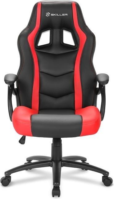 Sharkoon Skiller SGS1 Gamingstuhl, schwarz/rot