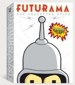 Futurama Movie Collection (DVD)