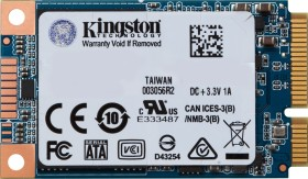 Kingston SSDNow UV500 120GB, mSATA (SUV500MS/120G)