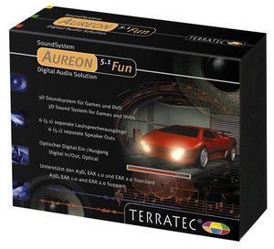 TerraTec Aureon 5.1 Fun Games (6140)