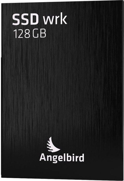 Angelbird SSD wrk 128GB, SATA (SSDWRK128)