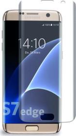 Artwizz 0555-1805<br>ARTWIZZ SCRATCHSTOPPER COMPLETE für [Galaxy S7 EDGE] Display-Schutz Schutzfolie