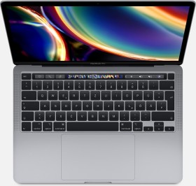 "Apple MacBook Pro 13.3"" Space Gray, Core i7-8557U, 16GB RAM, 256GB SSD [2020 / Z0Z1]"