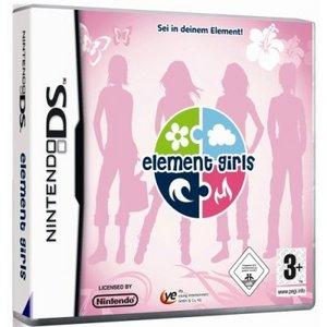 Element Girls (deutsch) (DS)