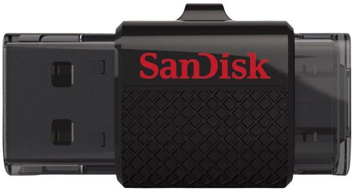 SanDisk Ultra Dual 32GB, USB-A 2.0/USB 2.0 Micro-B (SDDD-032G-G46)