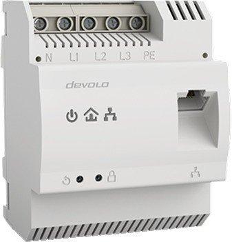 devolo dLAN pro 1200 DINrail, HomePlug AV2, RJ-45 (9567)
