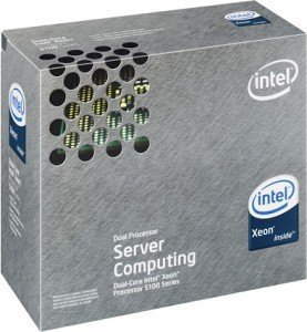 Intel Xeon DP E5345, 4x 2.33GHz, boxed passiv (BX80563E5345P)