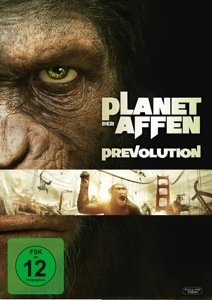 Planet der Affen: Prevolution (Special Editions) (Blu-ray)
