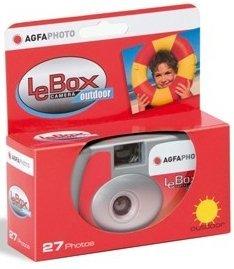 Bild AgfaPhoto Lebox Camera Outdoor Einwegkamera