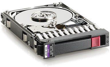 HP 600GB 6G SAS 10K SFF SC Enterprise HDD (C8S58A)
