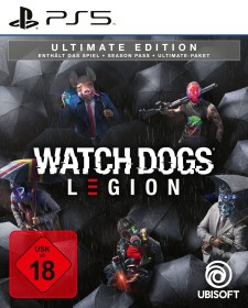 Watch Dogs: Legion - Ultimate Edition (PS5)