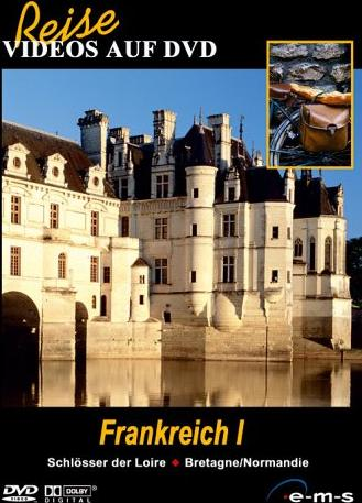 Reise: Schlösser der Loire -- via Amazon Partnerprogramm