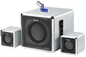 Technaxx MusicMan BT-X3 2.1 Soundstation silber