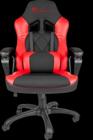 Genesis Nitro 330 gaming chair, black/red (NFG-0752)