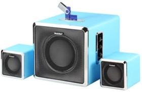 Technaxx MusicMan BT-X3 2.1 Soundstation blau