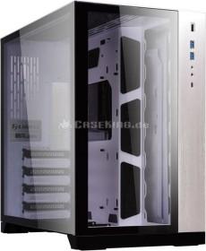 Lian Li PC-O11 Dynamic weiß, Glasfenster (PC-O11DW)