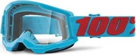 100% Strata2 safety goggles summit/clear lens (50421-101-08)