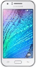Samsung Galaxy J1 Duos J100H/DS weiß