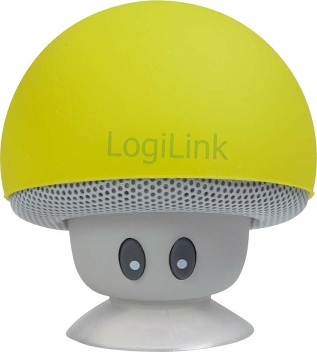 LogiLink Mushroom gelb (SP0054YW)