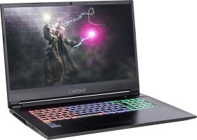 Captiva Highend Gaming I50-838, Core i7-9750H, 16GB RAM, 1TB HDD, 120GB SSD, GeForce RTX 2060 (50838)