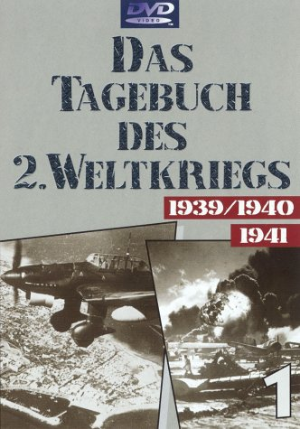 Das Tagebuch des 2. Weltkriegs Vol. 1: 1939-1941 -- via Amazon Partnerprogramm