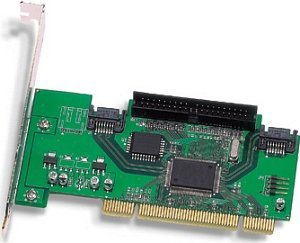 Maxtor PATA/SATA Controller, PCI (K14PCSATA)