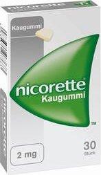 Johnson & Johnson Nicorette 2mg chewing gum, 210 pieces