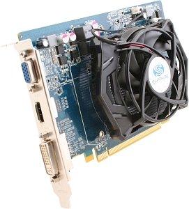Sapphire Radeon HD 5670, 512MB GDDR5, VGA, DVI, HDMI, lite retail (11168-02-20R)