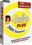Buhl Data: D-Info Plus 2004 Sommer (PC) (KW40209)