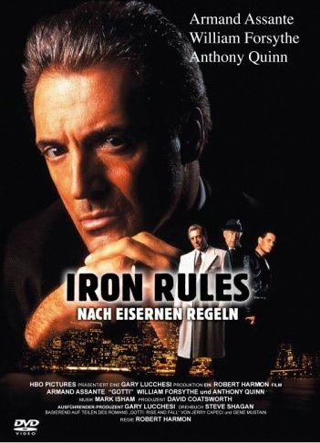 Iron Rules - Nach eisernen Regeln -- via Amazon Partnerprogramm
