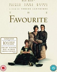 The Favourite (Blu-ray) (UK)
