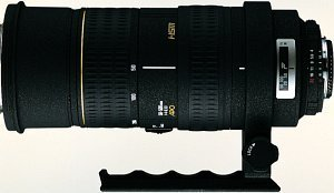 Sigma AF 50-500mm 4.0-6.3 EX APO HSM RF für Sigma schwarz (735940)