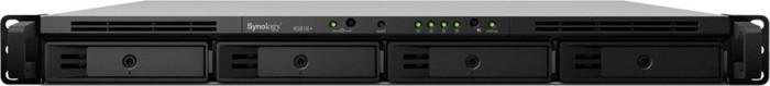 Synology RackStation RS818+ 20TB, 4GB RAM, 4x Gb LAN, 1HE