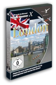 Flight Simulator X - VFR London X (Add-on) (PC)